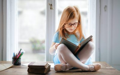 Giving children the gift of reading