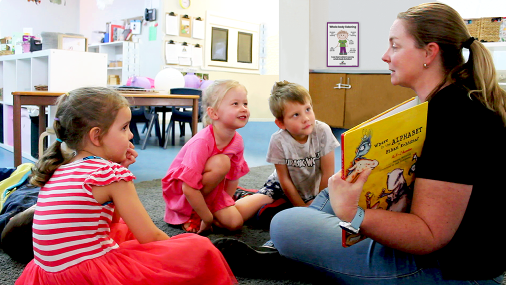 The importance of reading with children